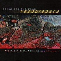 Sonic Residue from Vapourspace Cover